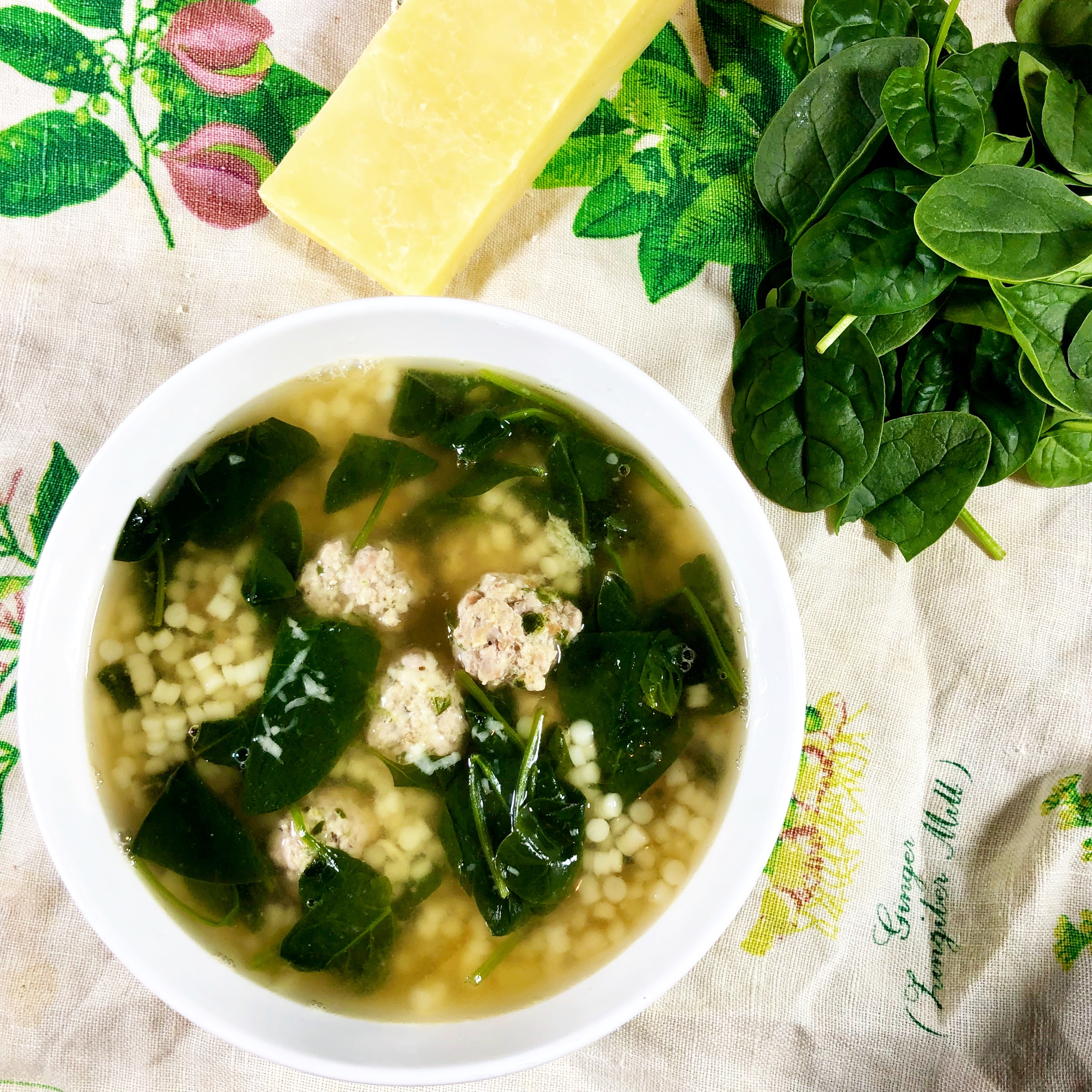 Italian Wedding Soup To All The Meals I Ve Cooked Before